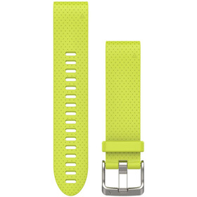 Garmin QuickFit Band 20mm amp yellow